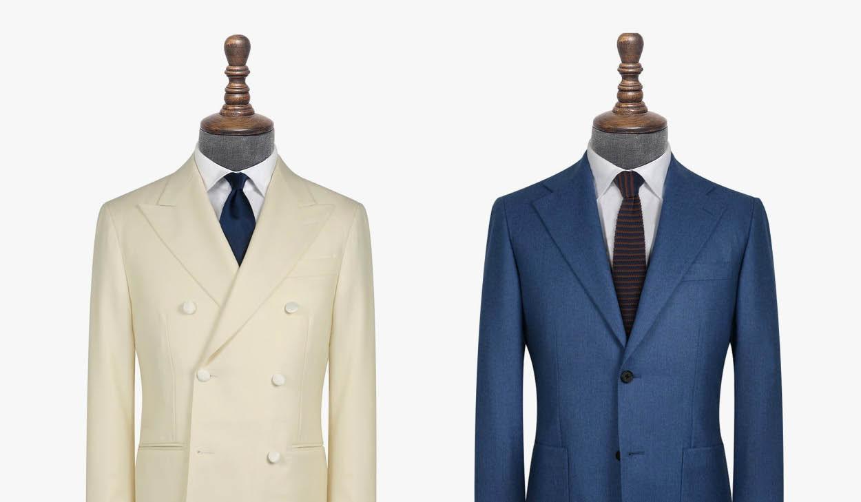 2 Premium Suits for $1,500