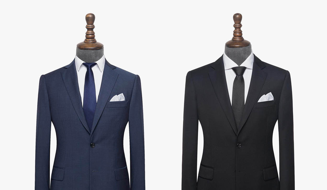 2 Suits for $1,200